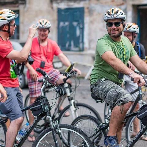 Culture Cycling Tour