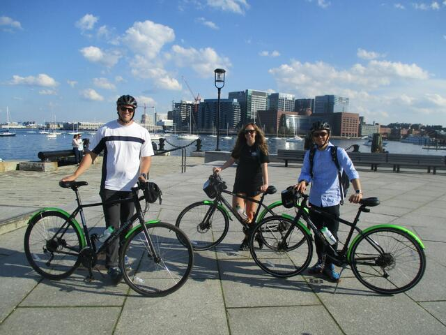 Boston bike rental