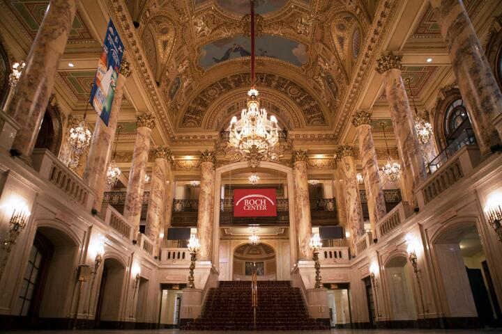 Boch Center Wang Theatre Tours