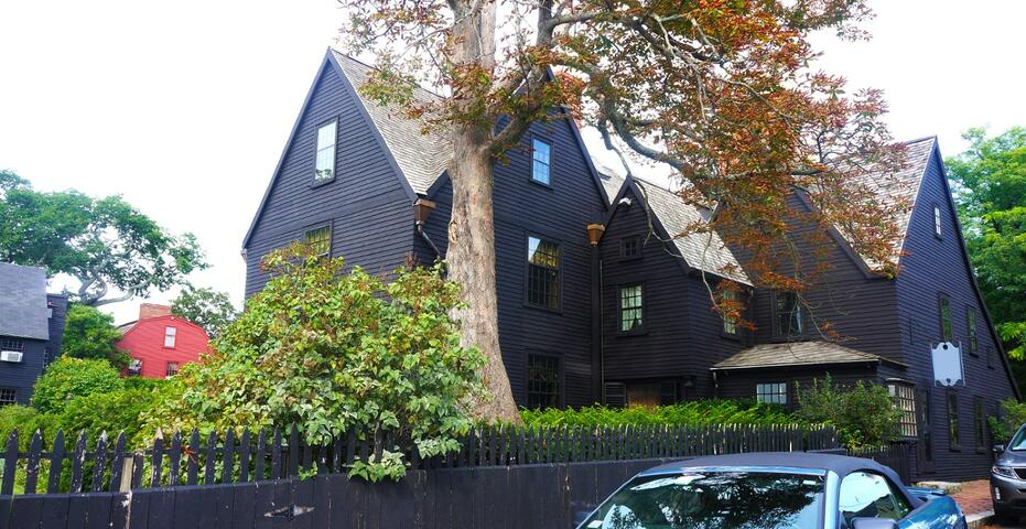 House of Seven Gables Boston