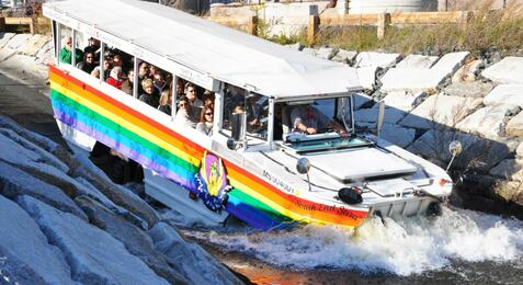 Boston Duck Tours | Go Boston Pass
