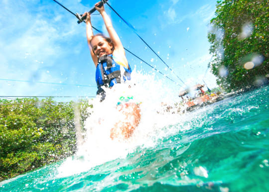 "Xel Há All-Inclusive PLUS ""Interax"" Dolphin Adventure 