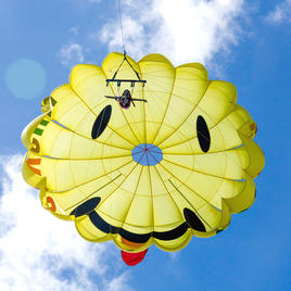 Parasailing Adventure in Cancun