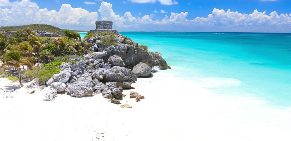 Tulum Express tour Cancun