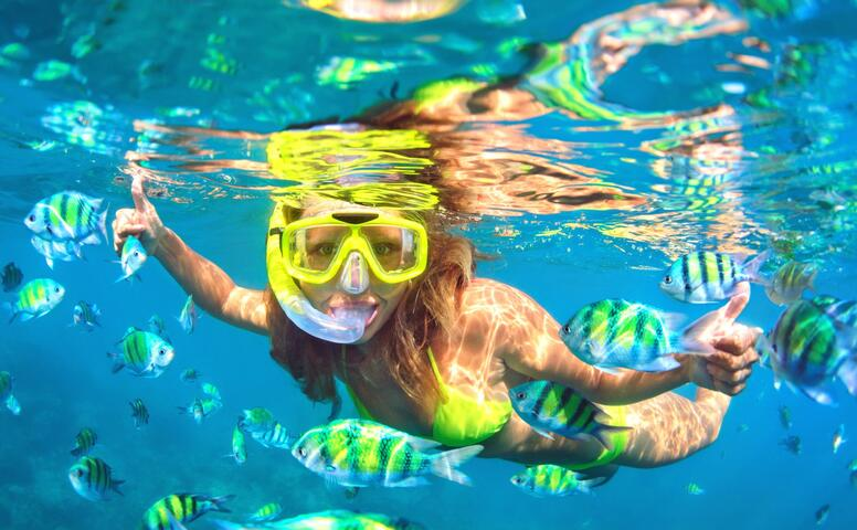 Puerto Morelo's Cancun Snorkel | Go Cancun Pass