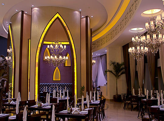 Arabian Culinary Experience at Al Hallab Restaurant