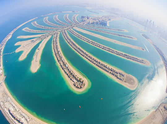 Dubai Palm Cruise Tour