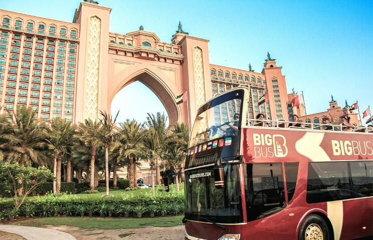 Big Bus Dubai | Go Dubai Pass