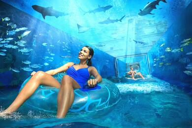Aquaventure Waterpark  | Go Dubai Pass
