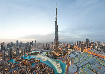 At The Top – Burj Khalifa