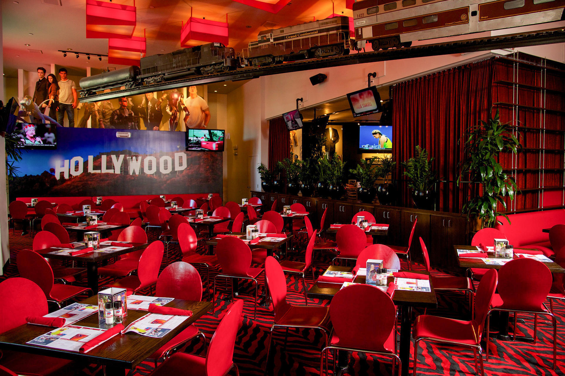 Planet Hollywood Restaurant Las Vegas