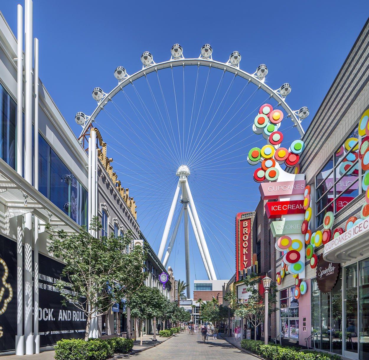 Las Vegas The High Roller