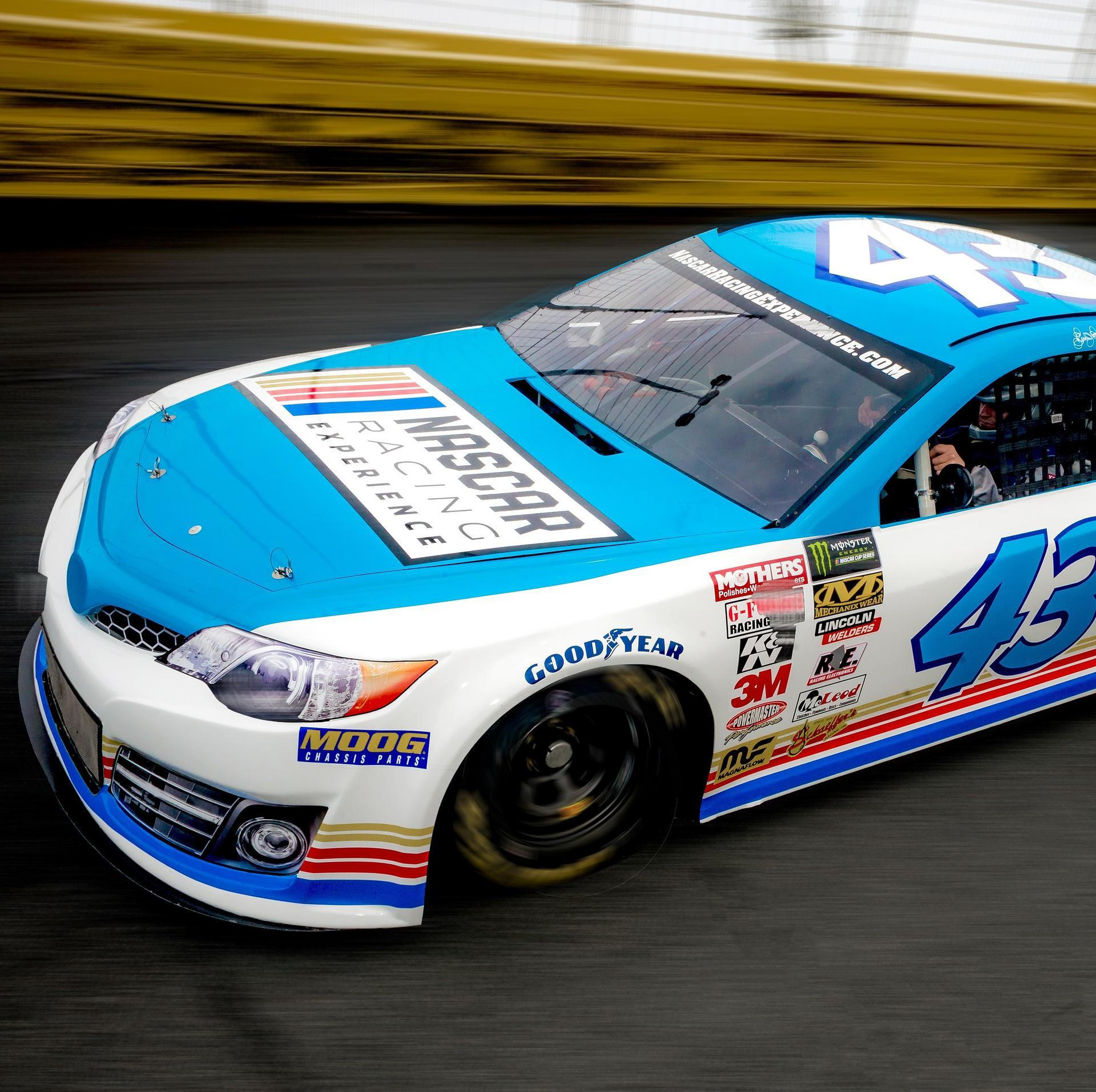 Richard Petty Driving Experience Tickets | GO Las Vegas Pass