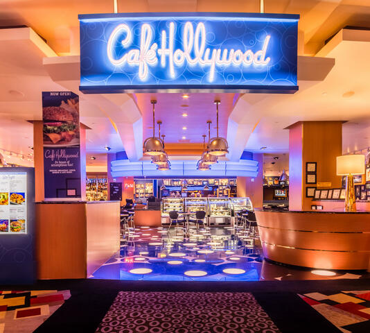 Cafe Hollywood icon