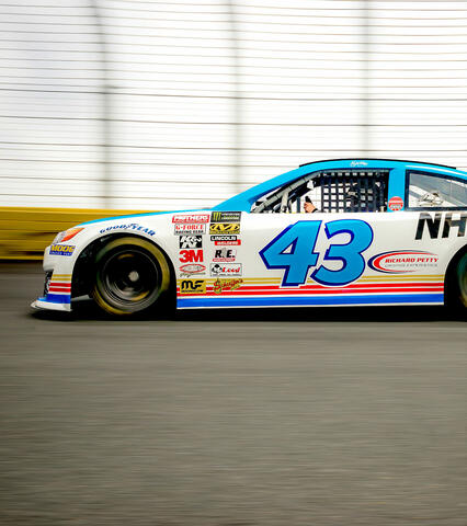 Richard Petty Driving Experience: Practice Ride icon