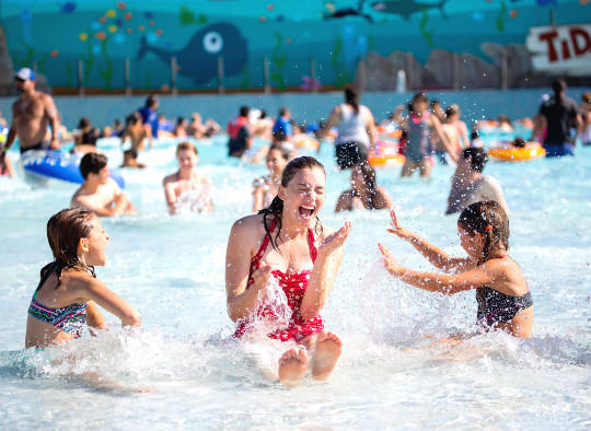 Knott's soak city waterpark