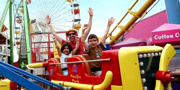 Pacific Park Rollercoaster Tickets | GO Los Angeles Pass