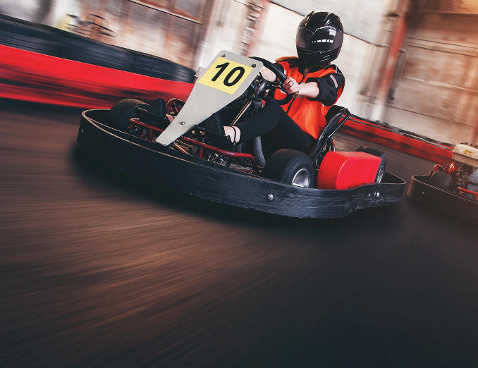 K1 Speed Indoor Karting