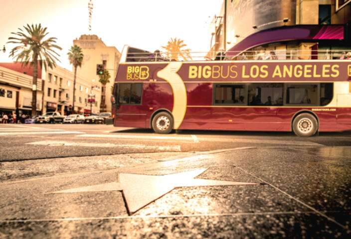 Big Bus Los Angeles
