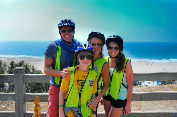 Celebrity Bike Tour Los Angeles Tickets | GO Los Angeles Pass
