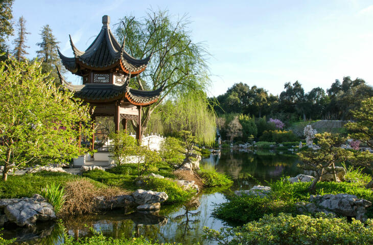 Huntington Library, Art Collection and Botanical Garden