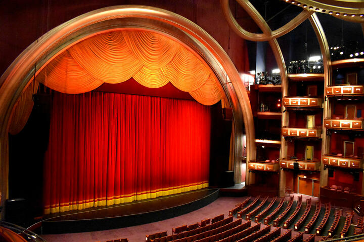 Dolby Theatre® Guided Tour Los Angeles
