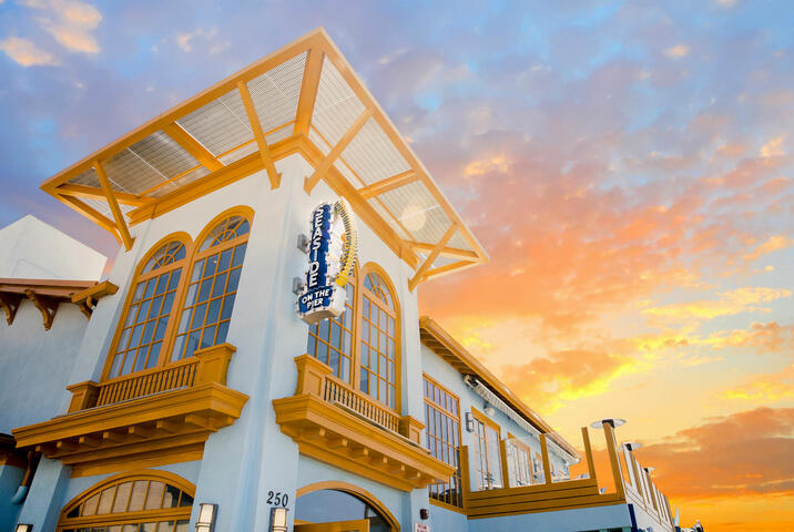 $15 Meal Credit - Seaside on the Santa Monica Pier