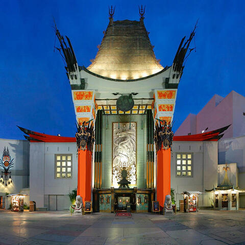 TCL Chinese Theatre Tour Tickets | GO Los Angeles Pass
