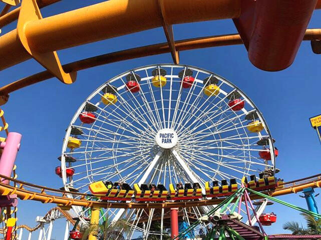Pacific Park on the Santa Monica Pier Tickets | GO Los Angeles Pass