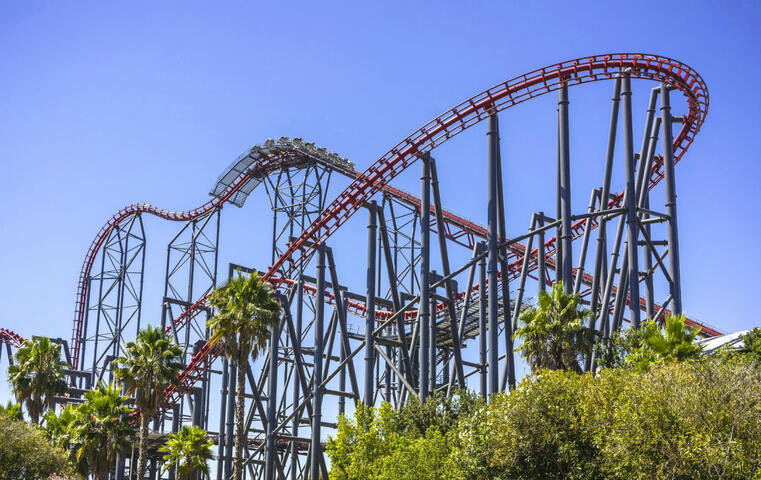 Six Flags Magic Mountain Tickets | GO Los Angeles