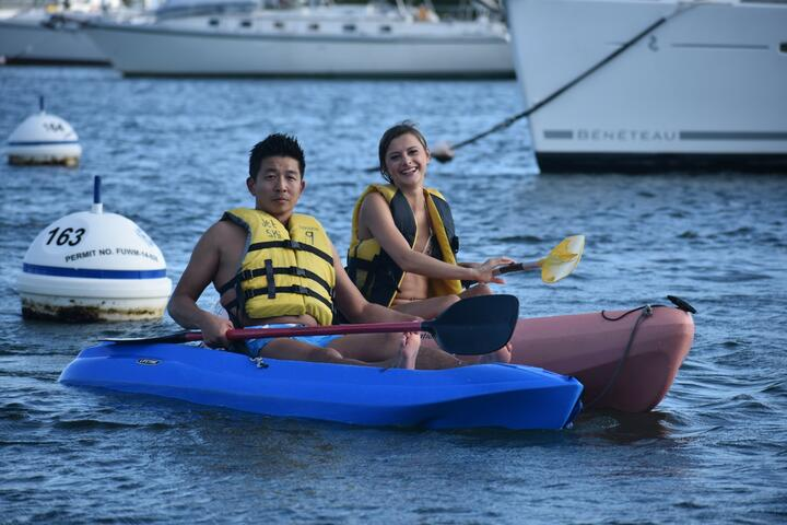 Miami Watersports 1-Hour Kayak or Paddleboard