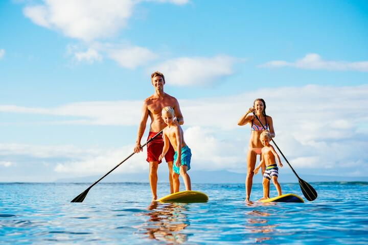 Sunset Watersports Key West Paddleboard Rentals