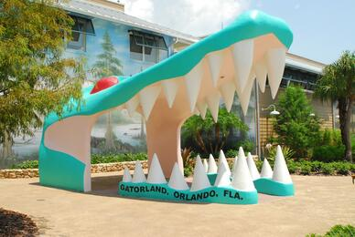 Gatorland: The Alligator Capital of the World | Go Miami Pass