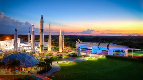 Kennedy Space Center Visitor Complex  | Go Miami Pass