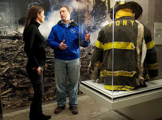 9/11 Museum &  Memorial Tour discounts | New York Explorer Pass