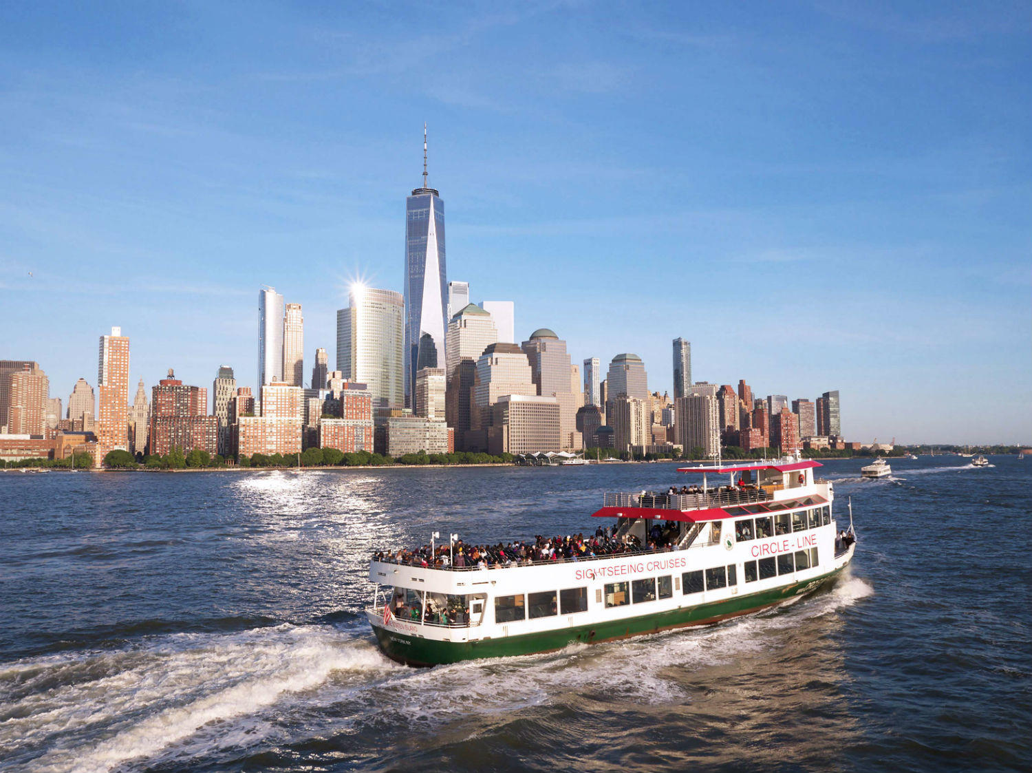 Circle Line NYC Tour Boat | New York Explorer Pass