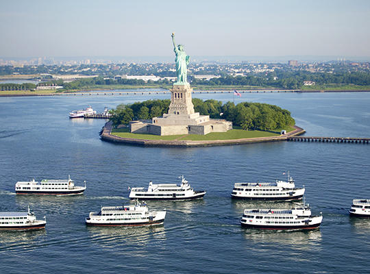 Statue of liberty cruise | New York Explorer Pass