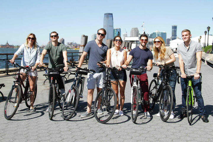 Brooklyn Bridge Bike Tour | New York Explorer Pass