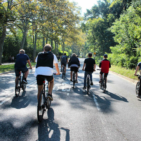 Central park cycling Tickets Discounts | New York Explorer Pass
