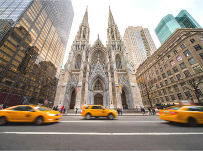 Saint Patrick's Cathedral Tour Tickets | New York Explorer Pass