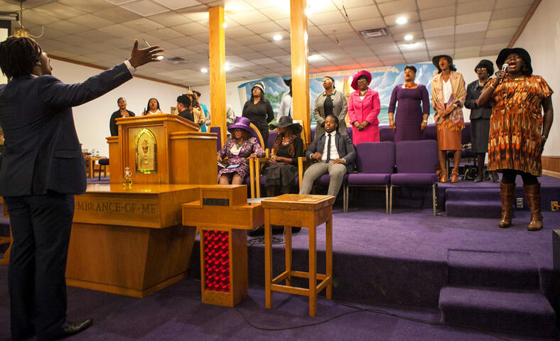 Harlem Gospel Tour (Sunday Service)