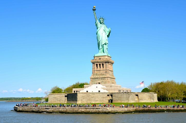 Secrets of the Statue of Liberty and Ellis Island - Walking Tour