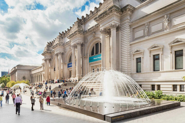 Metropolitan Museum of Art Tickets Discounts | New York Explorer Pass