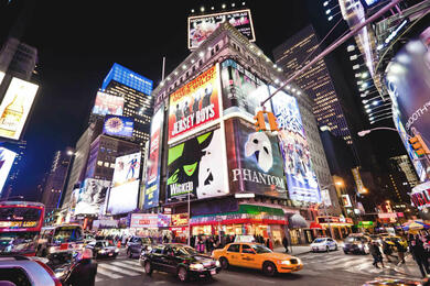 The Broadway Walking Tour Tickets | New York Explorer Pass
