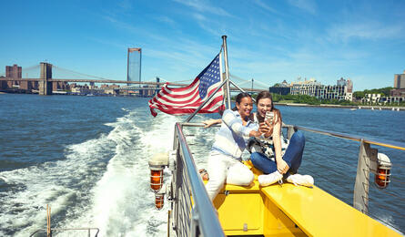 New York Water Taxi | New York Explorer Pass