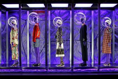 Fashion windows