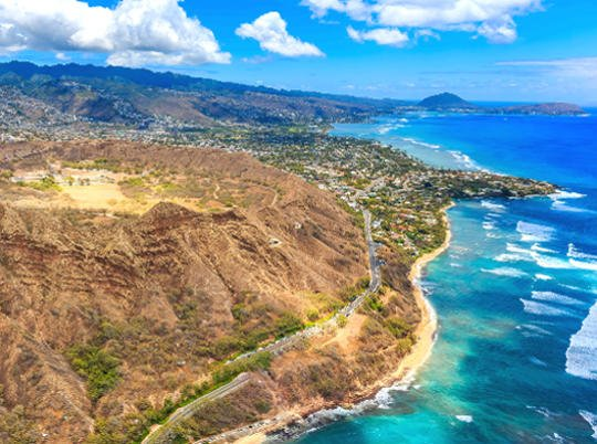Diamond Head Hike by Kaimana Tours, LLC