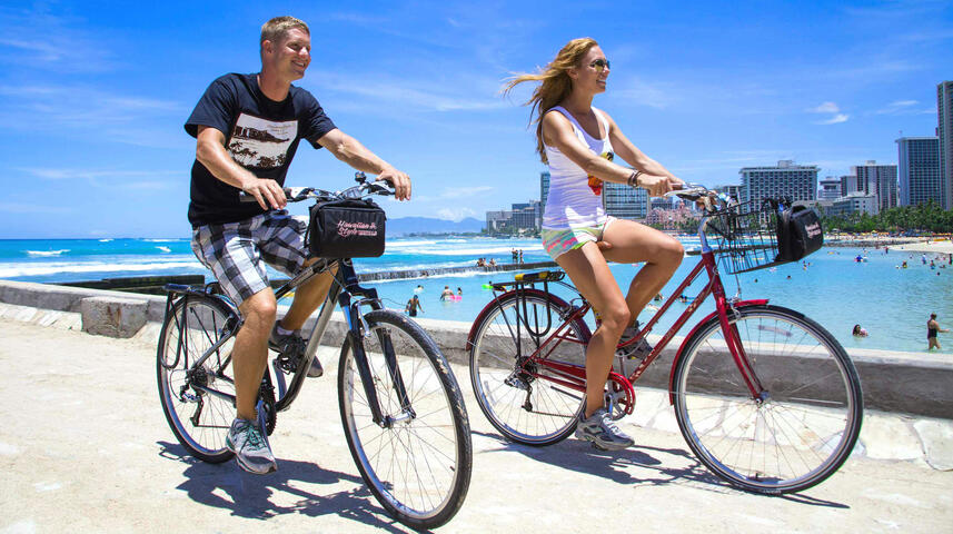 Bike Rental - Waikiki by Hawaiian Style Rentals