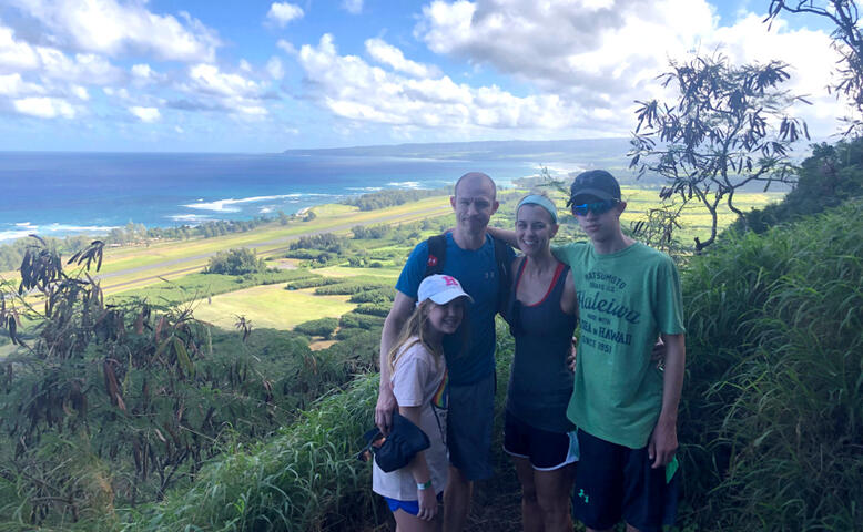 North Shore Tour Guide Hike