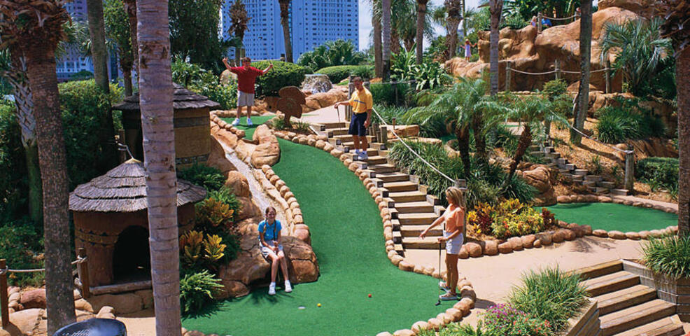 Congo river golf | Go Orlando Pass